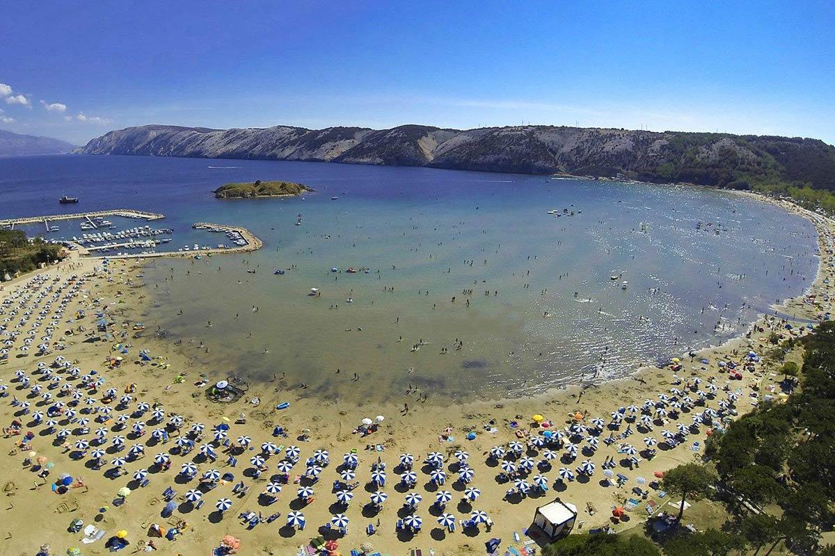 croatia island rab online tourist guide kristofor - HD1200×800